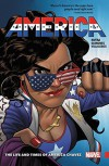 America Vol. 1: The Life and Times of America Chavez - Gabby Rivera, Joe Quinones