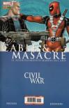 Civil War: Cable & Masacre - Fabian Nicieza, Staz Johnson, Klaus Janson
