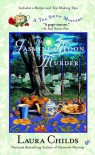 The Jasmine Moon Murder (A Tea Shop Mystery) - Laura Childs