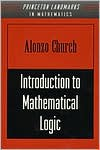 Introduction to Mathematical Logic (PMS-13) - Alonzo Church