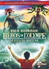 Le Fils de Neptune (Héros de l'Olympe, #2) - Rick Riordan