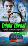 Triple Threat (Pure Genius, #4) - H.L. Wegley