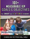 101+ Measurable IEP Goals and Objectives for Smart But Scattered Students - Chris de Feyter