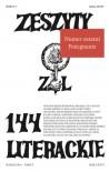 Zeszyty Literackie nr 144 - Redakcja kwartalnika Zeszyty Literackie