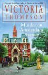 Murder on Amsterdam Avenue (Gaslight Mystery) - Victoria Thompson