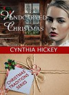 Handcarved Christmas - Cynthia Hickey