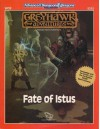 Fate of Istus (Advanced Dungeons & Dragons/Greyhawk module WG8) - TSR Inc.
