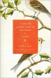 A Concise Chinese-English Dictionary for Lovers -