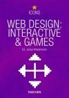 Web Design: Interactive & Games (Icons) - Julius Wiedemann