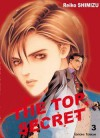 The Top Secret, #3 - Reiko Shimizu, 清水 玲子
