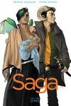Saga Vol. 1 - Brian Vaughan, Fiona Staples