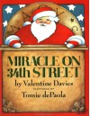 Miracle on 34th Street - Valentine Davies, Tomie dePaola