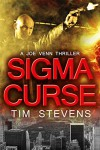 Sigma Curse (Joe Venn Crime Action Thriller Series Book 4) - Tim Stevens