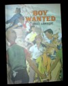 Boy Wanted (Patty and Ginger Series) - Janet Lambert