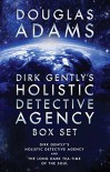 Dirk Gently's Holistic Detective Agency Box Set: Dirk Gently's Holistic Detective Agency and The Long Dark Tea-Time of the Soul - Douglas Adams