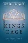 King's Cage (Red Queen) - Victoria Aveyard