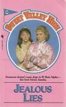 Jealous Lies (Sweet Valley High #30) - Francine Pascal