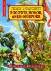 Bogowie, honor, Ankh-Morpork (Świat Dysku, #21) - Terry Pratchett, Piotr W. Cholewa