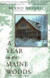 A Year In The Maine Woods - Bernd Heinrich