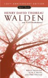 Walden & Civil Disobedience - Henry David Thoreau, W.S. Merwin
