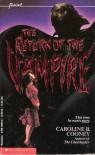 The Return of the Vampire (Vampire's Promise, #2) - Caroline B. Cooney