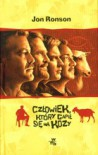 Człowiek, który gapił się na kozy - Jon Ronson, Krzysztof Mazurek