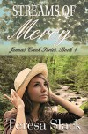 Streams of Mercy: A Small Town Suspense Novel (Jenna's Creek Series Book 1) - Teresa Slack