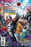 Cyborg #4 - David Walker