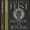 Krondor: The Betrayal - Raymond E. Feist, Peter Joyce