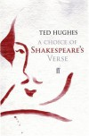 A Choice Of Shakespeare's Verse - Ted Hughes, William Shakespeare