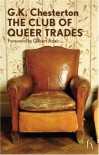 The Club of Queer Trades - G.K. Chesterton, Gilbert Adair