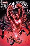 Uncanny Avengers (2015-) #23 - Gerry Duggan, Pepe Larraz, Ryan Stegman