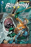Aquaman Vol. 5: Sea of Storms - Jeff Parker, Paul Pelletier, Sean Parsons