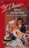 Headstrong Bride (Hawk'S Way) (Silhouette Desire) - Joan Johnston