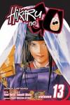 Hikaru no Go: First Professional Match, Vol. 13 - Yumi Hotta, Hikaru Shindo