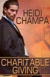 Charitable Giving - Heidi Champa