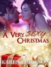 A Very Sexy Christmas - Karen  Erickson