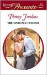 The Marriage Demand - Penny Jordan