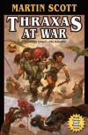 Thraxas at War - Martin Scott