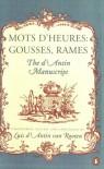 Mots d'Heures: Gousses, Rames - Luis d'Antin van Rooten