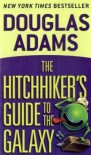 The Hitchhiker's Guide to the Galaxy (Hitchhiker's Guide, #1) - Douglas Adams,  Stephen Fry