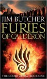 Furies of Calderon (The Codex Alera, #1) - Jim Butcher