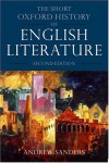 The Short Oxford History of English Literature (Oxford Paperbacks) - Andrew Sanders