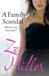 A Family Scandal - Zoe Miller