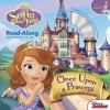 Once Upon a Princess (Sofia the First Read-Along Storybook and CD) - Lisa Ann Marsoli