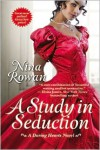 A Study in Seduction  - Nina Rowan