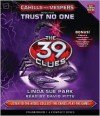 The 39 Clues: Cahills vs. Vespers Book 5: Trust No One - Linda Sue Park