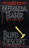 Blind Descent - Nevada Barr