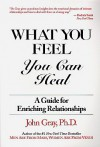 What You Feel, You Can Heal: A Guide for Enriching Relationships - John  Gray