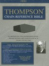 Thompson Chain Reference Bible-NIV -